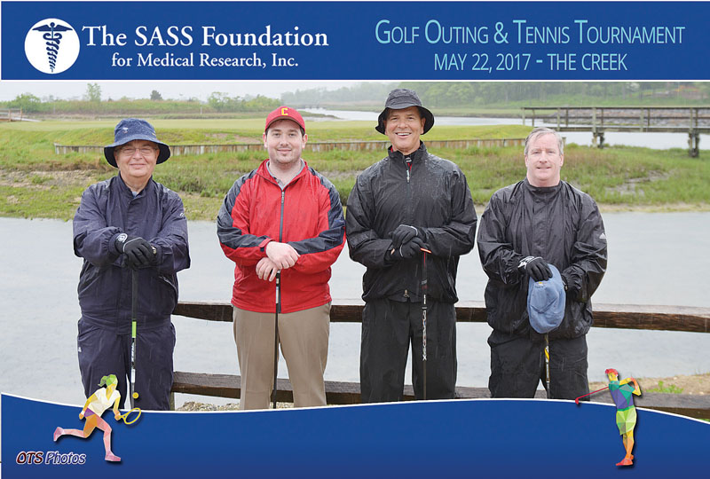 SASS Foundation For Medical Research 25th Annual Outing