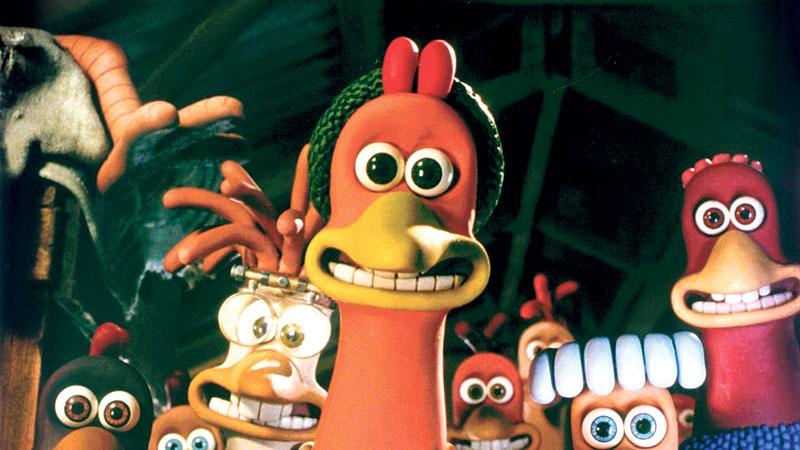 chicken movies