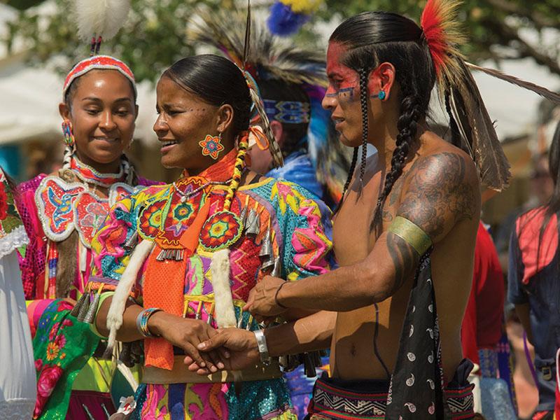 Longest-Running American Indian Pow-Wow Returns To Island