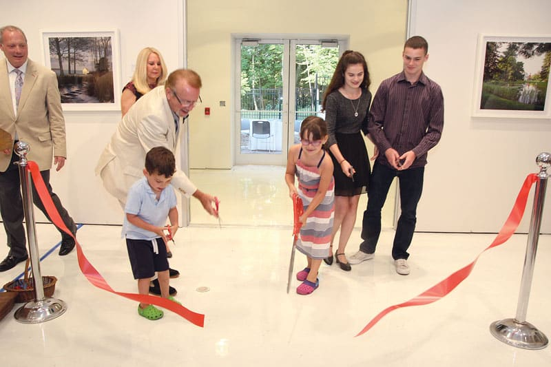The Manes Family Art and Education Center