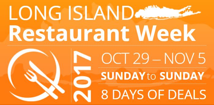 Long Island Restaurant Week 2017