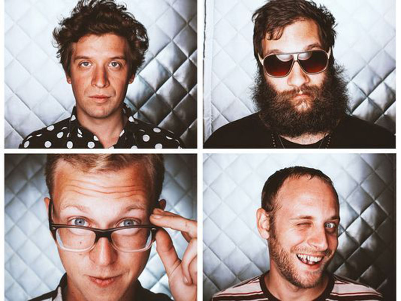 Ian Patrick O'Neil of Deer Tick Names His Fave Covers To Play Live