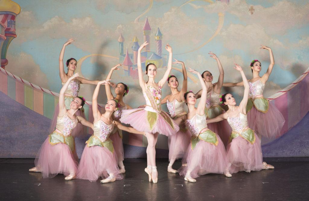 Eglevsky Ballet's Production Of The Nutcracker