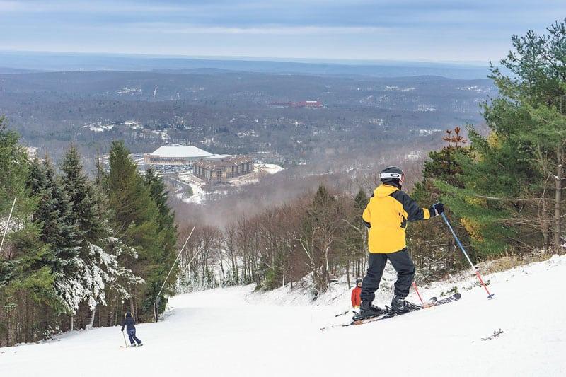 Ski The Poconos