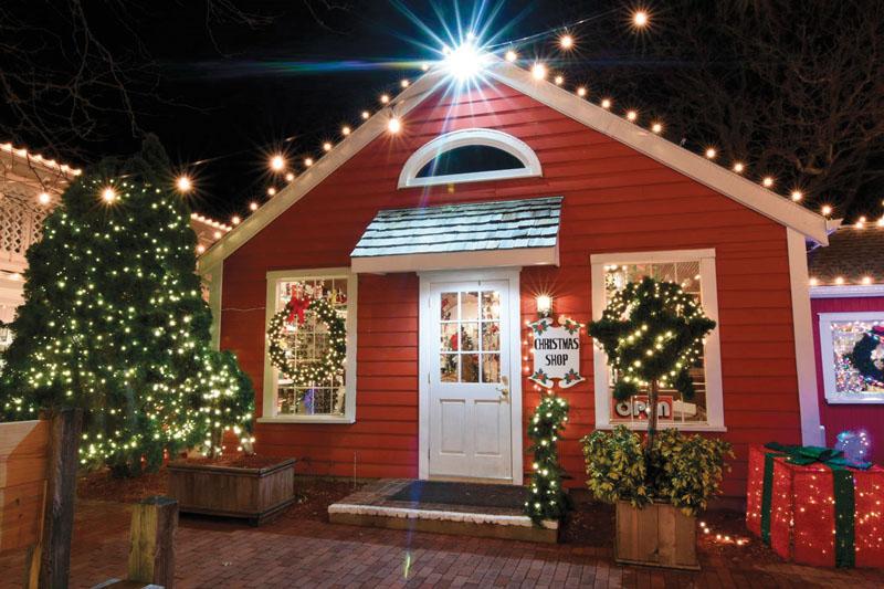 Milleridge Inn Christmas Village 2018.A Milleridge Inn Christmas Long Island Weekly