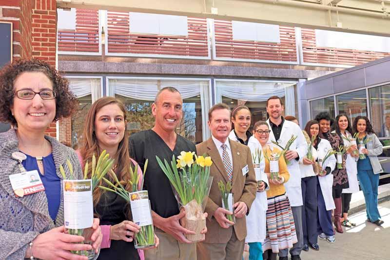 Hospital Hope Springs Eternal - Long Island Weekly
