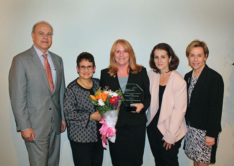 NYU Winthrop Nurse Manager Awarded 'Nurse Of Excellence 2018