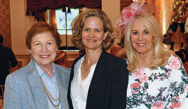 Spring Fling Hat Luncheon and Fashion Show