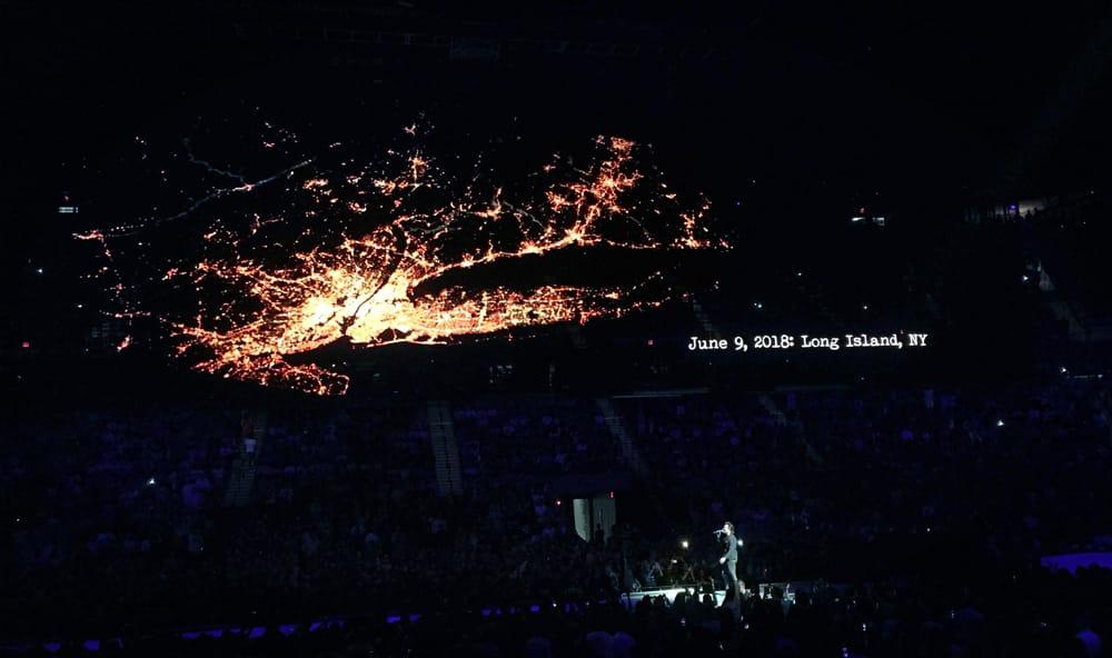 U2 At NYCB Live