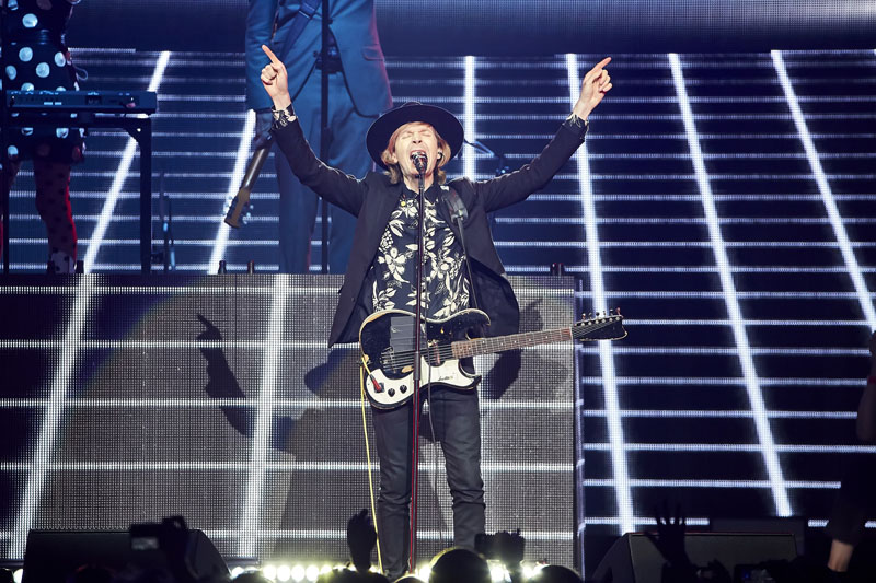 Beck Madison Square Garden concert review