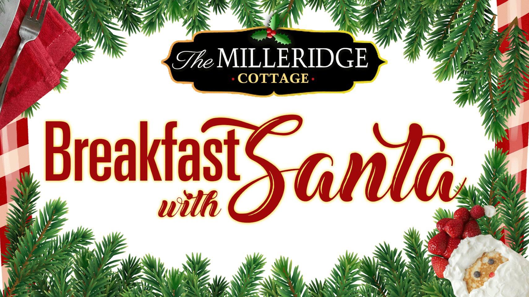 Milleridge Inn Christmas Village 2018.Breakfast With Santa Long Island Weekly