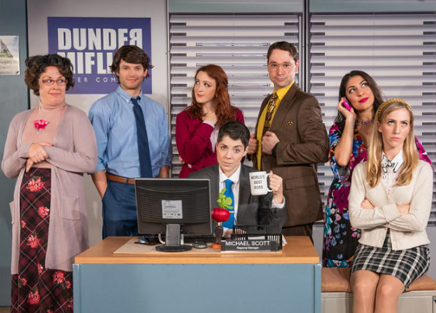40 Photos of The Office Cast, Then and Now