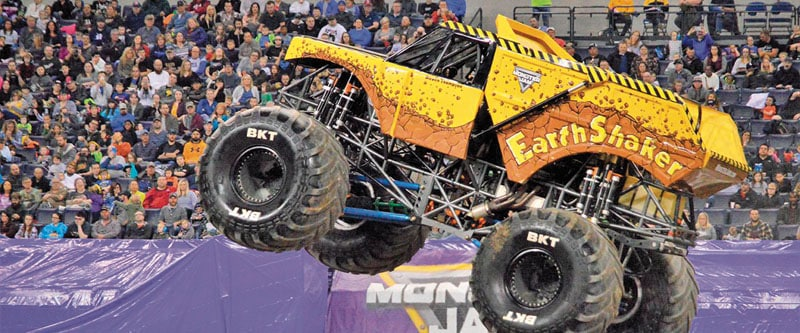 Monster Jam Triple Threat Series Returns To Nycb Live Long Island Weekly