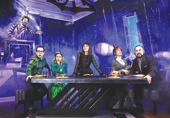 Beetlejuice It S Showtime For Broadway S Ghoulish New Hit Long Island Weekly