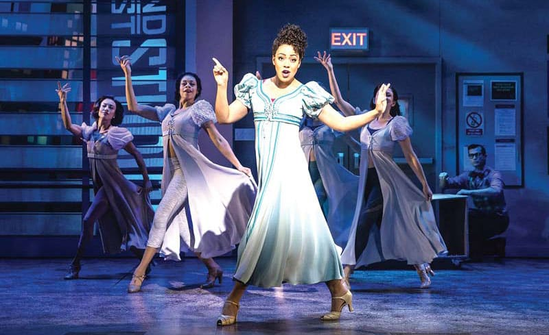 Lilli Cooper reinvents the role of Julie Nichols for the Broadway stage.