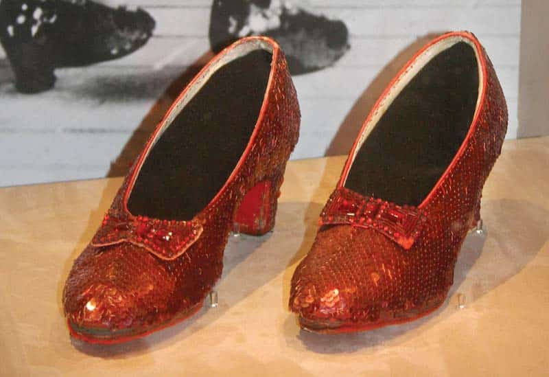 promo codes quality design wholesale online A Walk In Her Shoes: The Story Of Dorothy's Ruby Slippers ...