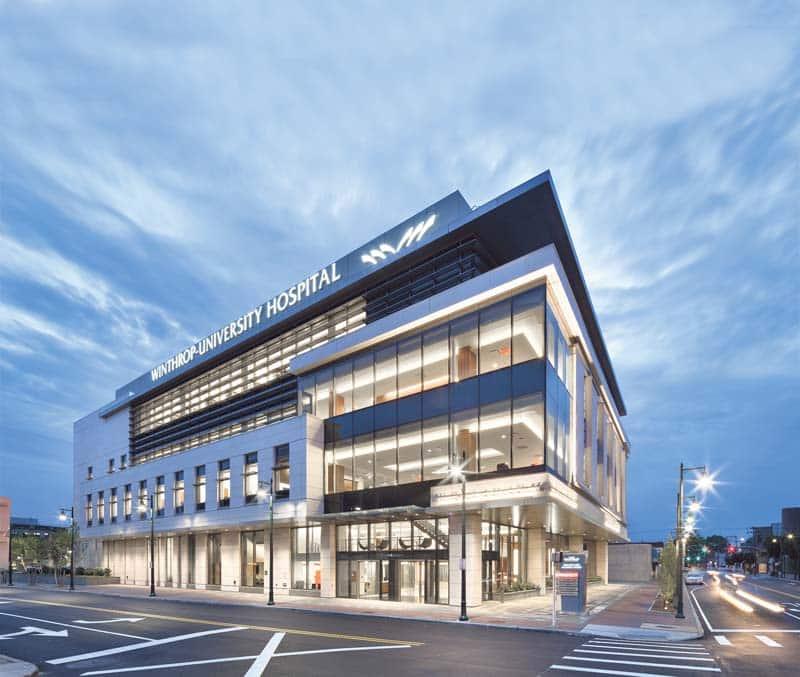 NYU Winthrop Hospital Receives National Rankings - Long