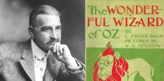 L. Frank Baum circa 1911 (Los Angeles Times photographic archive, UCLA Library)