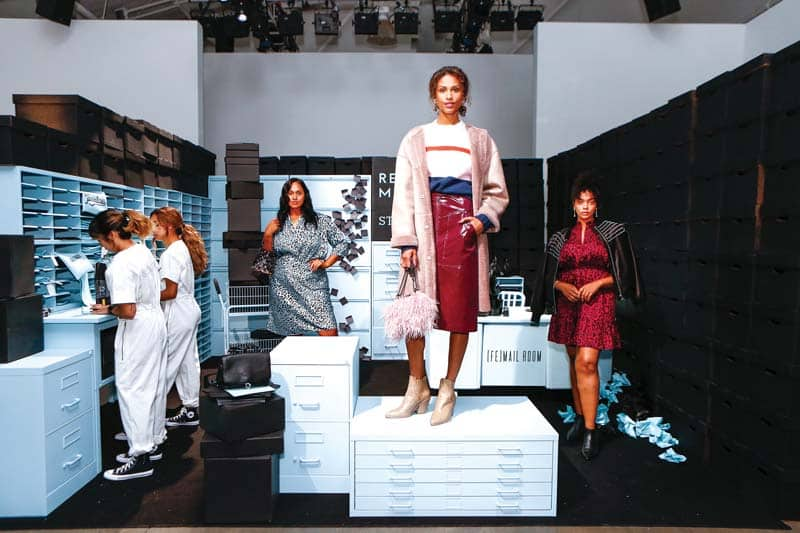 Rebecca Minkoff Unveils Her Fall Line At New York Fashion Week Long Island Weekly