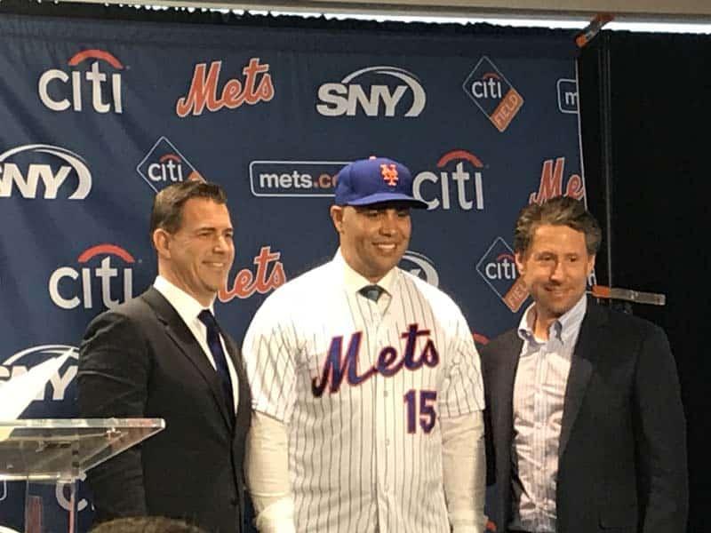 Carlos Beltran Returns Home With The Mets Long Island Weekly