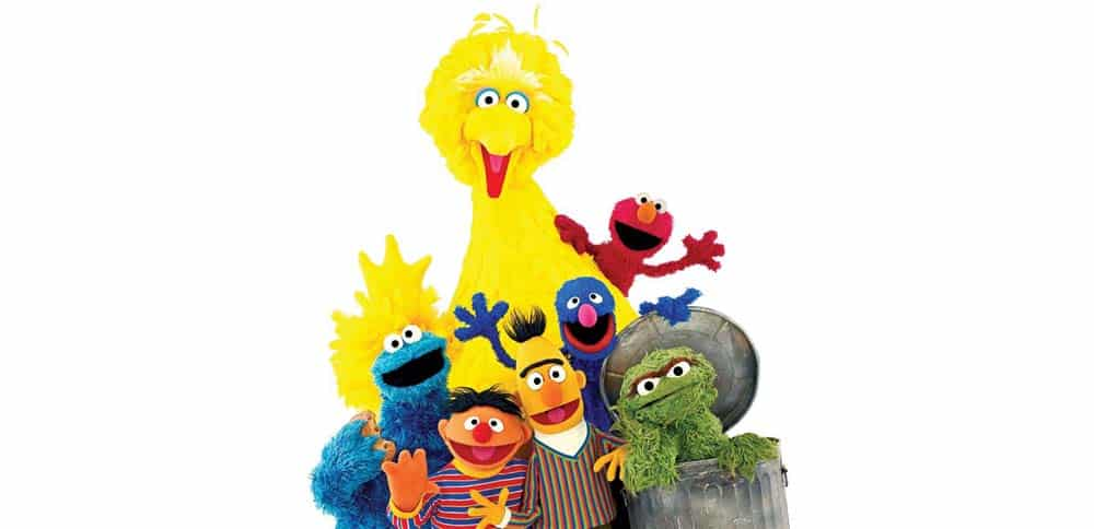 Classic Characters Iconic Muppets Of Sesame Street Long