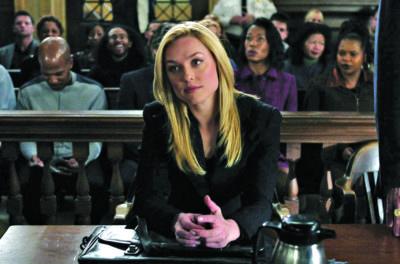 Elisabeth Rohm, Law & Order, Serena Southerlyn